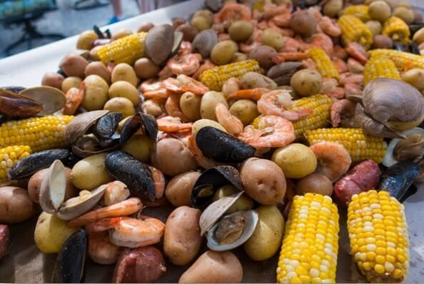 cape cod cuisine