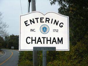 chatham massachusetts town sign_entering chatham ma_cape cod chatham