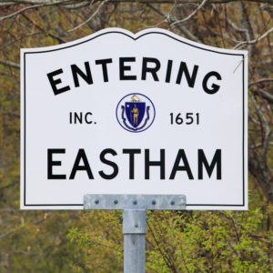 eastham massachusetts sign_entering eastham ma_cape cod eastham