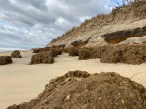desolate beach near edgartown massachusetts_edgartown ma_cape cod tourism
