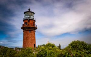 aquinnah lighthouse in aquinnah massachusetts_aquinnah tourism_cape cod tourism