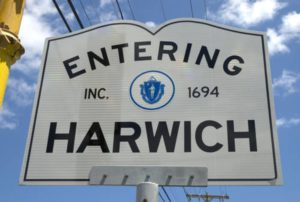 harwich massachusetts sign_entering harwich ma_cape cod tourism