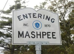 mashpee ma sign_entering mashpee massachusetts_cape cod tourism
