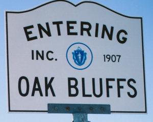 oak bluffs massachusetts sign_entering oak bluffs ma_cape cod tourism