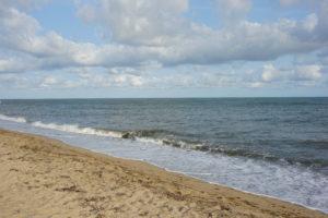 beach shoreline in mashpee ma_mashpee massachusetts_cape cod mashpee