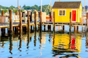 Marina area in Vineyard Haven Massachusetts_Vineyard Haven MA_things to do in Vineyard Haven_Cape Cod Tourism