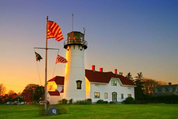 chatham light_camping in cape cod