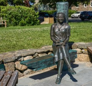 Cape Cod history_statue_ best places to visit in cape cod