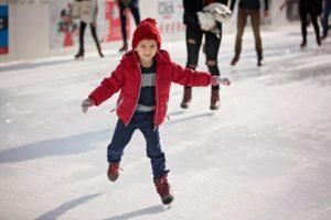 ice skating on cape cod