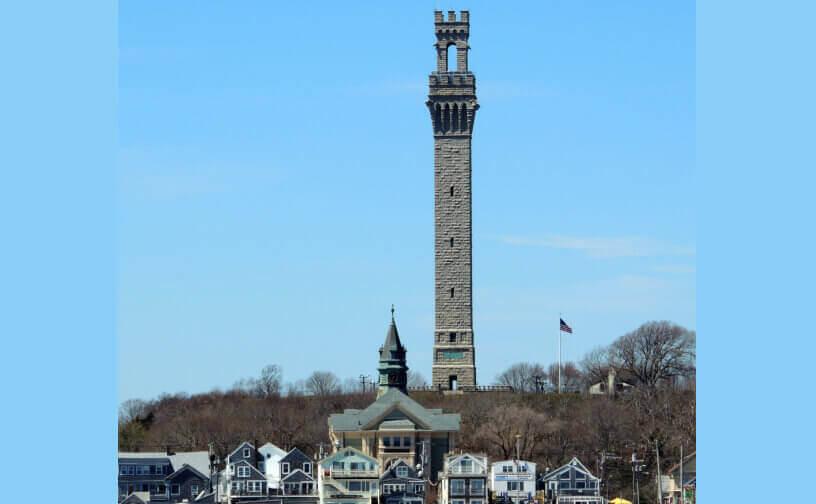 Climbing Pilgrim Monument