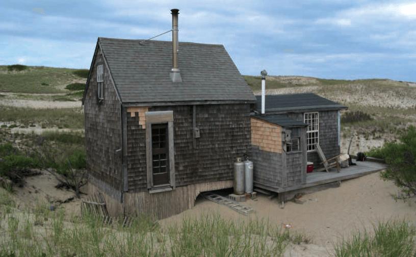 cohen shack_c scape_ dune shacks of peaked hill bars historic district