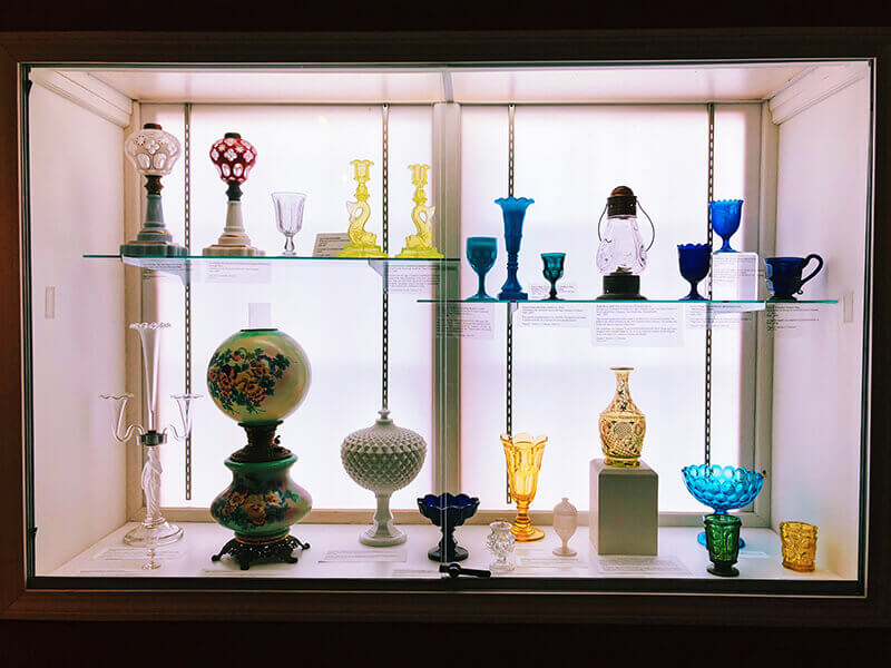 sandwich glass museum on cape cod_museums in cape cod