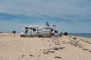 rv camping on cape cod_sweetwater forest