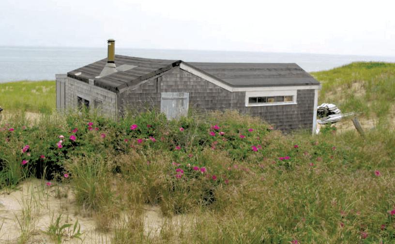 chanel shack_ dune shacks of peaked hill bars historic district