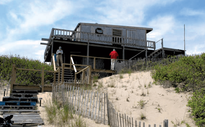 david and connie armstrong shack_ dune shacks of peaked hill bars historic district