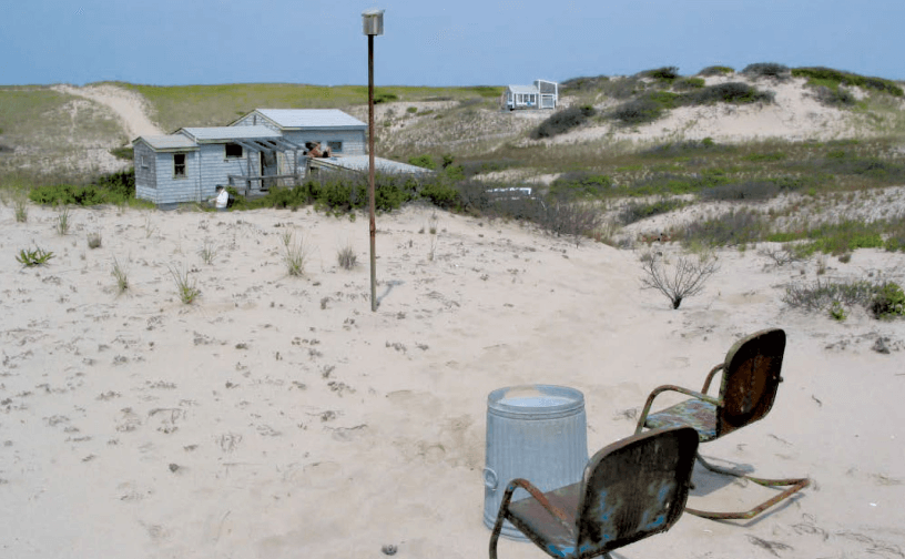 stanley and laura fowler_ dune shacks of peaked hill bars historic district