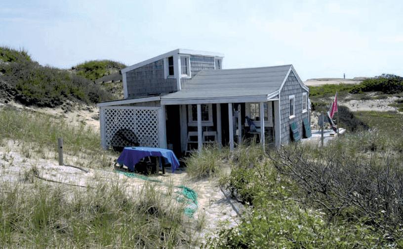 fearing fuller bessay shack_ dune shacks of peaked hill bars historic district