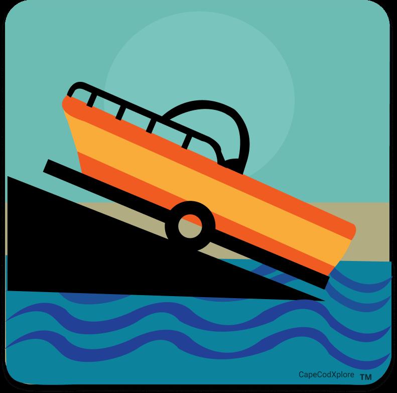 cape cod_icon for boat launch
