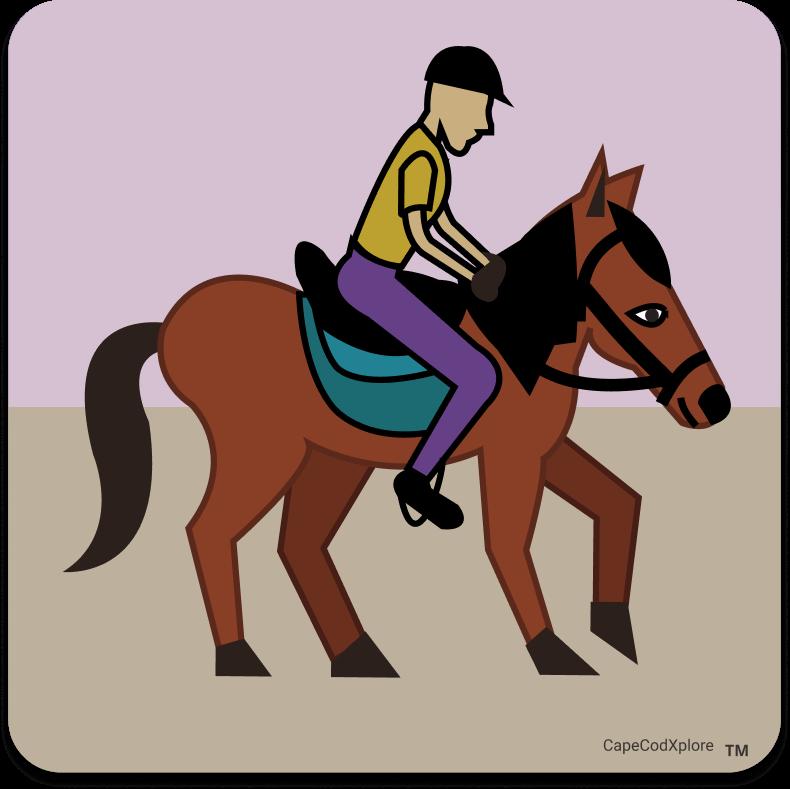Cape Cod_icon for horseback riding