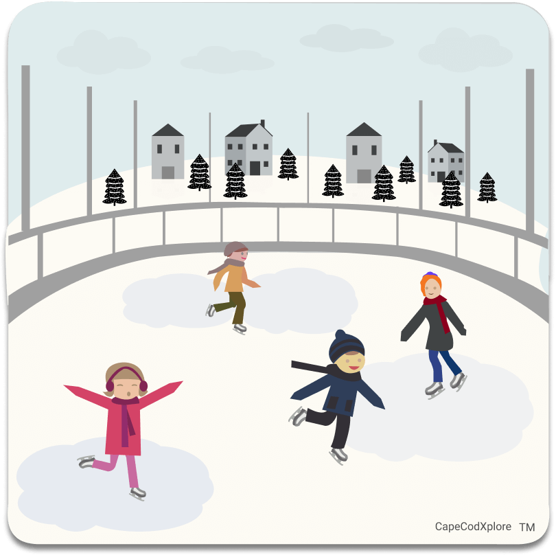 cape cod_icon for ice skating