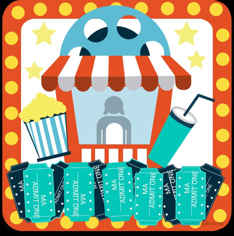 cape cod_icon for movie theatre