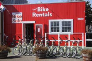 best trails in cape cod_bike rental