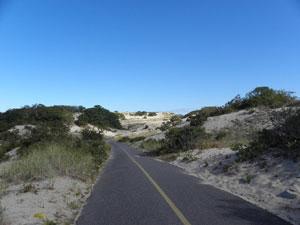 hiking and biking trails in cape cod