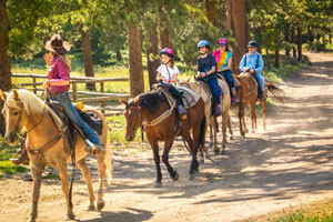 cape cod horseback riding tours
