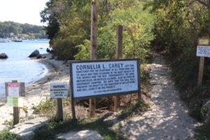 cape cod hiking trail