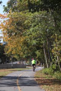 cape cod biking trails