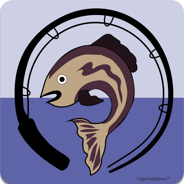 icon fishing by shore