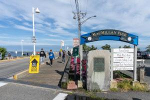 MacMillan Pier in Provincetown