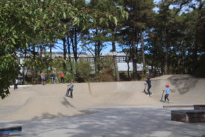 skateboard park in cape cod_cape cod parks