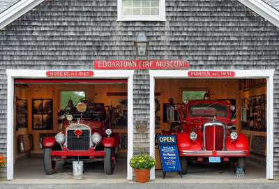 edgartown fire museum in cape cod_best things to do with kids on cape cod