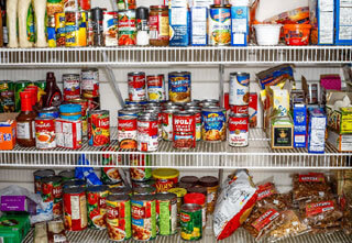 Image of a food pantry_cape cod volunteer opportunities