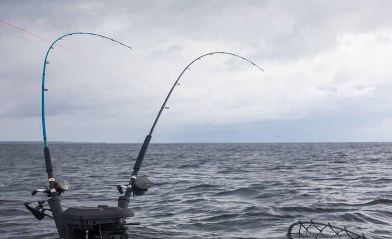 photo of fishing reels_cape cod fishing charters_best things to do in barnstable