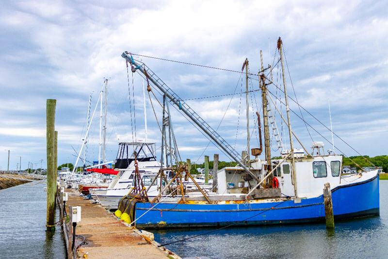 photo of fishing charters near cape cod_cape cod travel tips