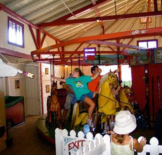 Oldest Carousel