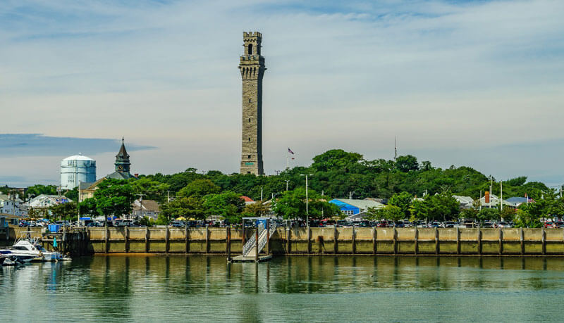 pilgrim monument in cape cod_top spots for cape cod photography