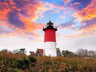 nauset lighthouse in cape cod_photography on cape cod