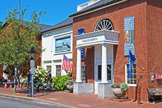 exterior of nantucket whaling museum_things to do in nantucket_things to do on cape cod