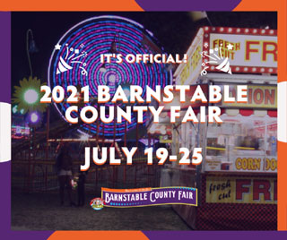 2021 barnstable county fair since
