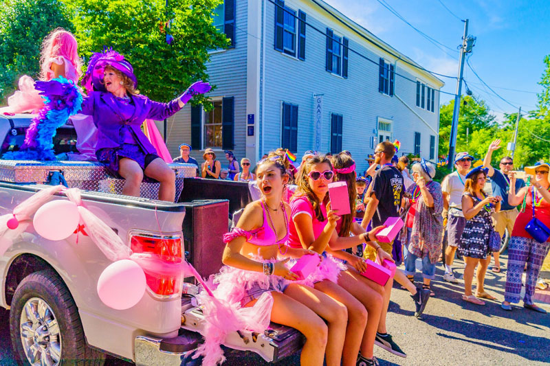 provincetown carnival schedule
