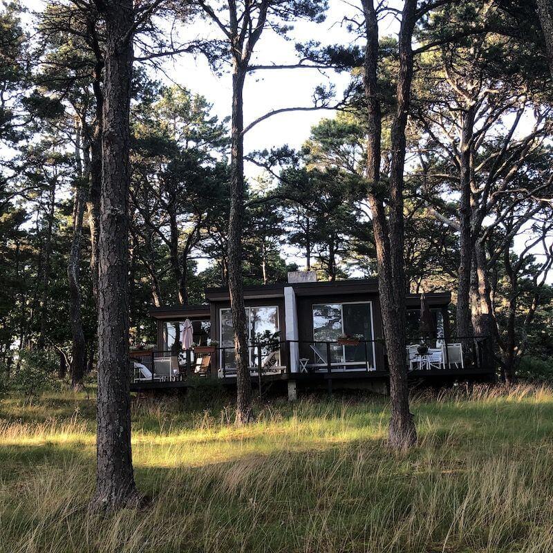 bauhaus style cottages cape cod