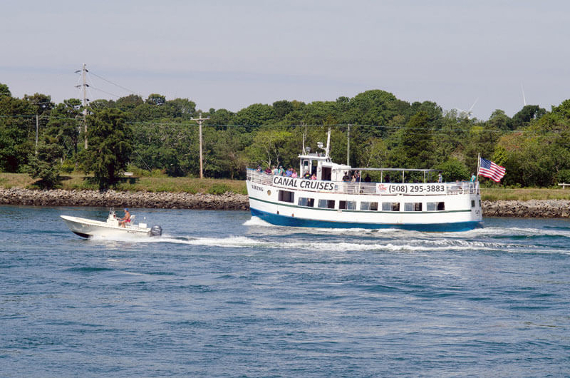best cape cod canal tours
