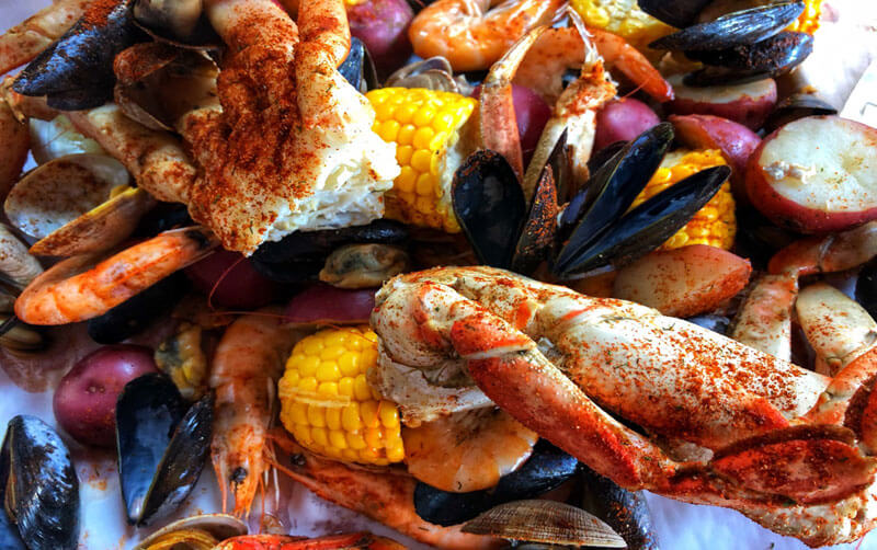 cape cod clambake parties