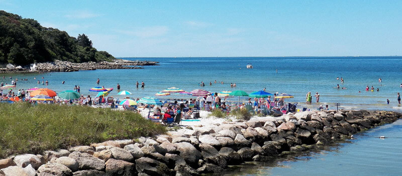 old silver beach_cape cod_everything you need to know for a cape cod vacation