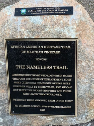 the nameless trail at the african american heritage trail of martha's vineyard_things to do on cape cod