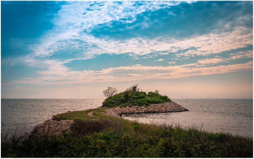 image of beach and sky in cape cod_cape cod beaches_swim in cape cod