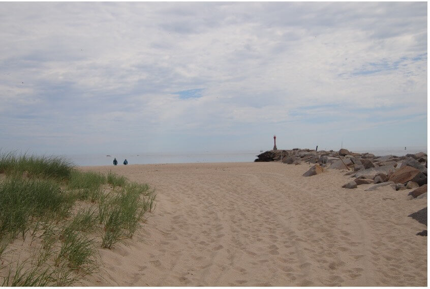 sandy beach on scusset beach state reservation_ things to do on cape cod_ cape cod beaches_ scusset beach state park